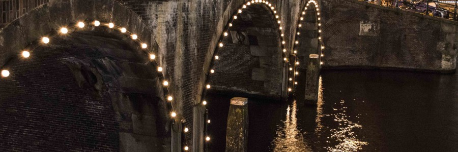 canaux amsterdam ponts