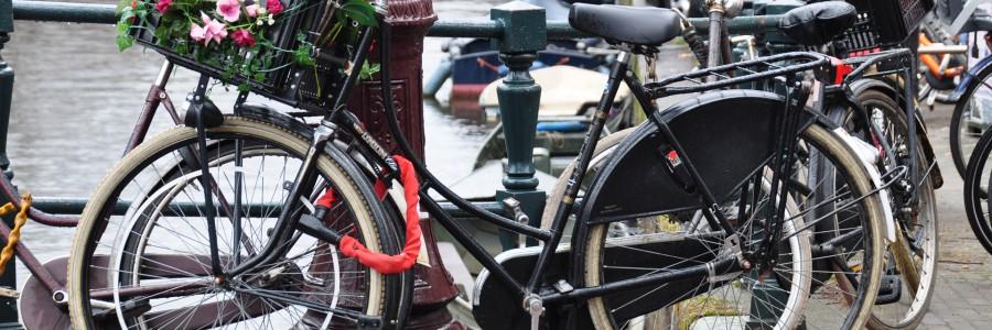balade en vélo Amsterdam
