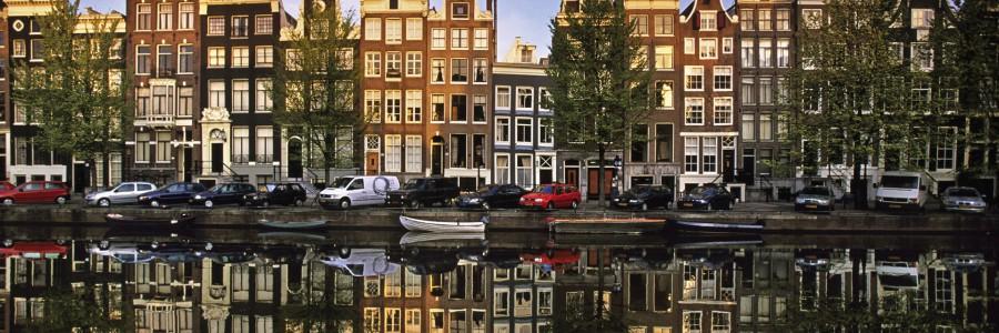 balade à pied Amsterdam
