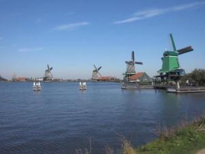 moulins la hollande