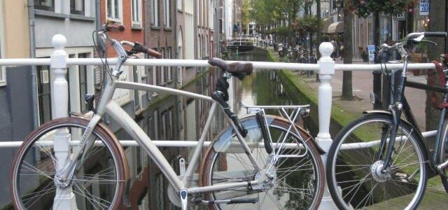 balade à velo Amsterdam