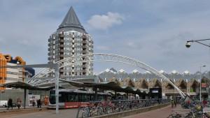 visite Rotterdam, ville moderne