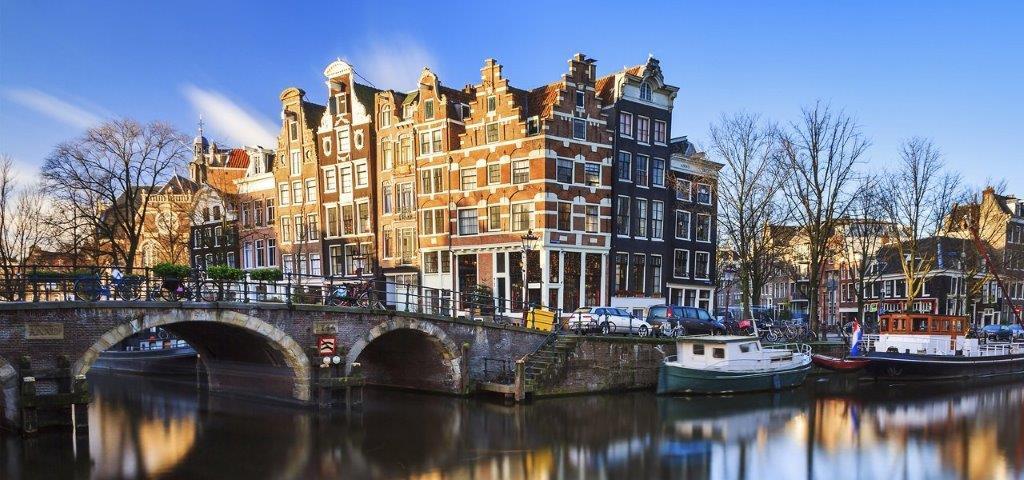 tour en bateau Amsterdam