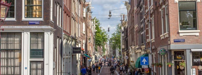balade à pied en velo Amsterdam