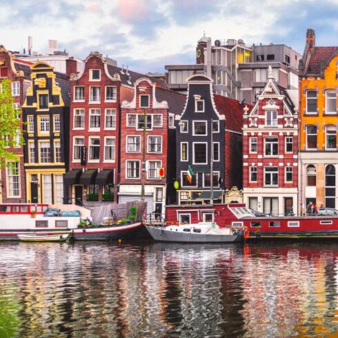 Visite guidée Amsterdam