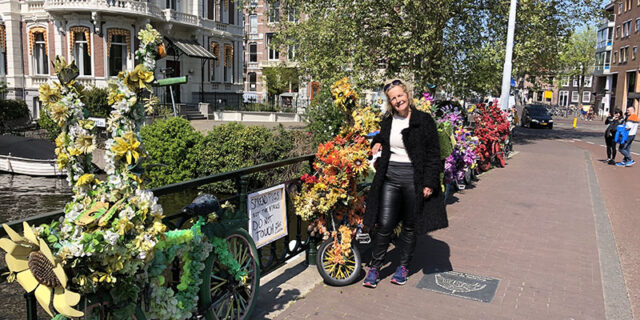 visiter la Hollande en vélo